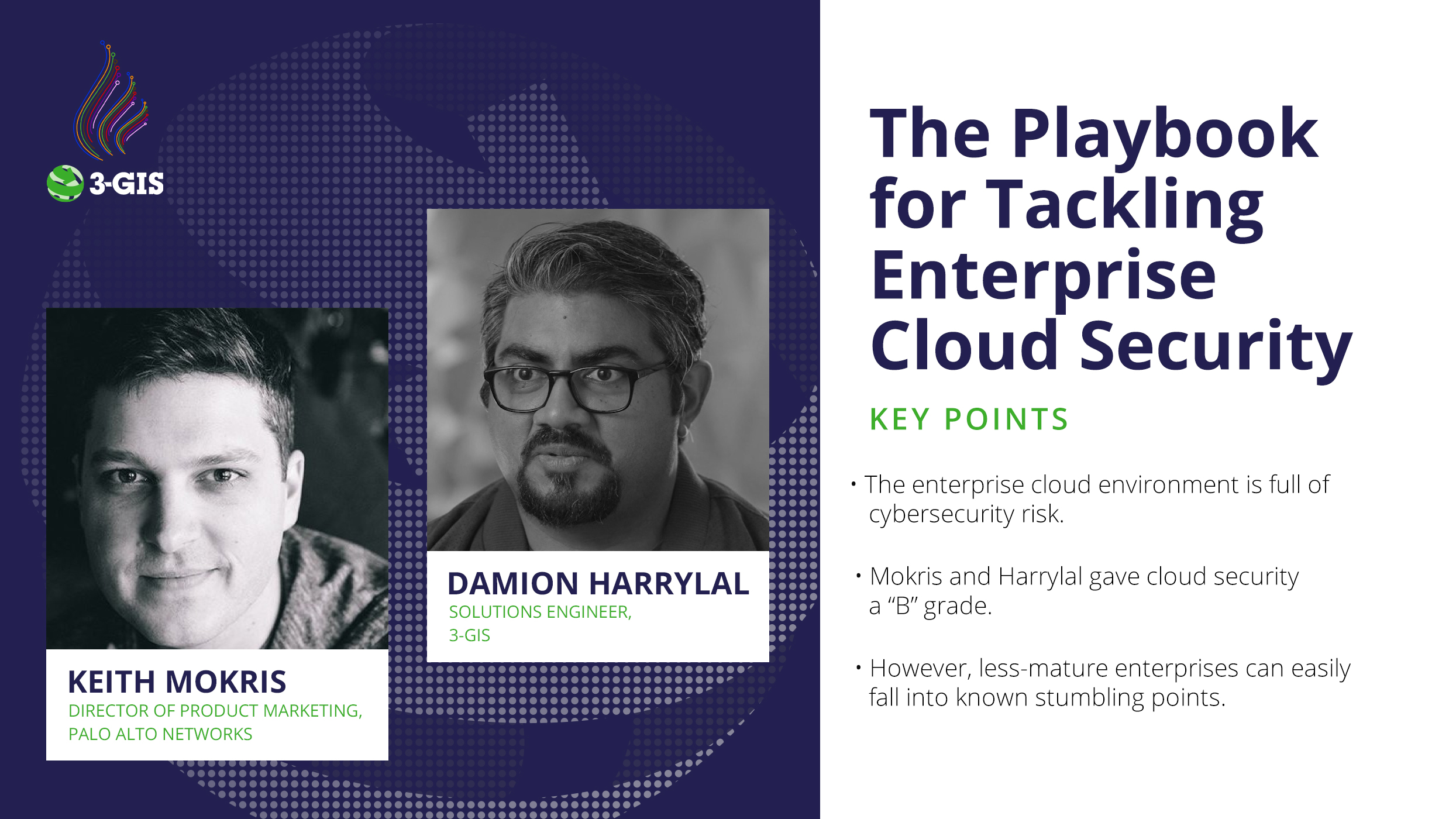 playbook for tackling cloud security